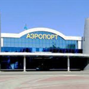 Аэропорты Карпогоров
