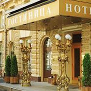 Гостиницы Карпогоров