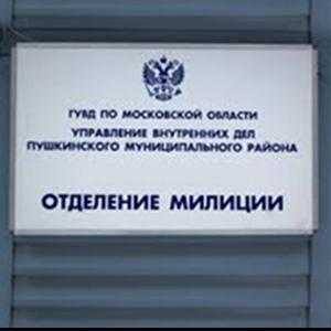 Отделения полиции Карпогоров