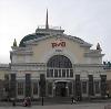 Железнодорожные вокзалы в Карпогорах